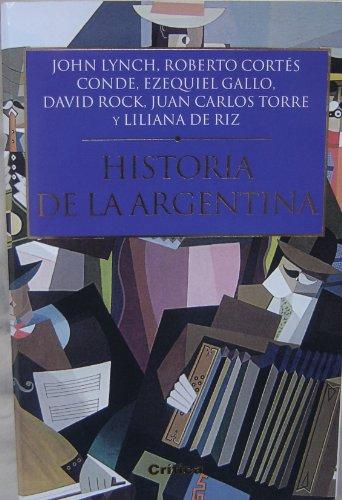 9789879317129: Historia de La Argentina (Spanish Edition)