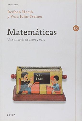 9789879317327: MATEMATICAS Una historia de amor y..