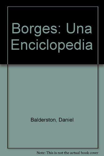 9789879334270: Borges: Una Enciclopedia (Spanish Edition)