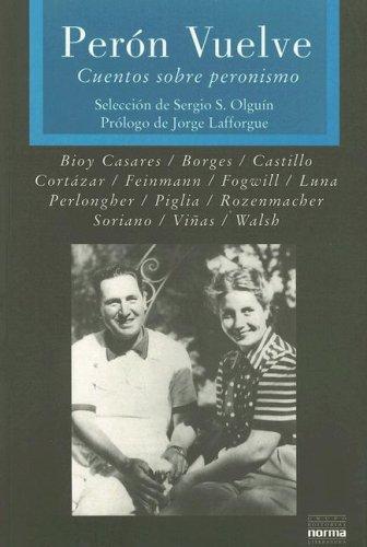9789879334928: Peron Vuelve (Spanish Edition)