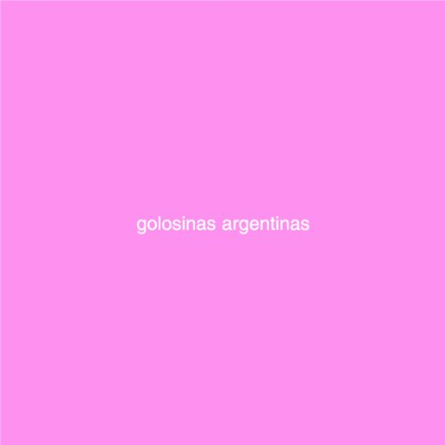 Golosinas Argentinas (Spanish Edition): Erica Rubinstein