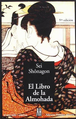 9789879396575: El libro de la almohada / The Pillow Book (La Lengua) (Spanish Edition)