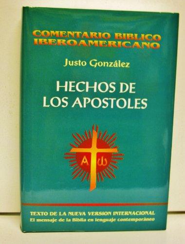9789879403105: Hechos de los Apostoles (Comentario Biblico Iberoamericano)