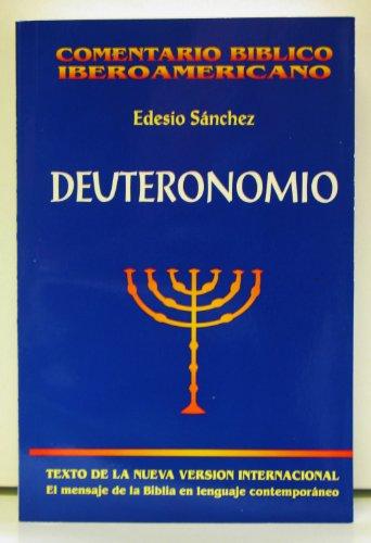 9789879403402: Deuteronomio - Comentario Bíblico Iberoamericano