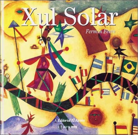 9789879407004: Xul solar (tesoros de la pintura Argentina)