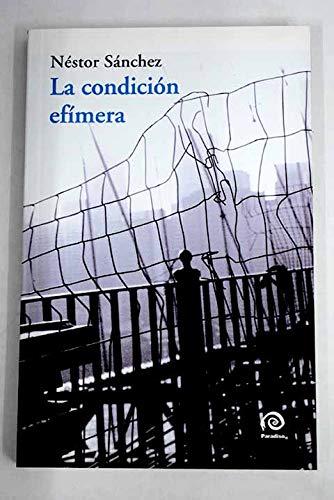 9789879409978: CONDICION EFIMERA, LA (Spanish Edition)