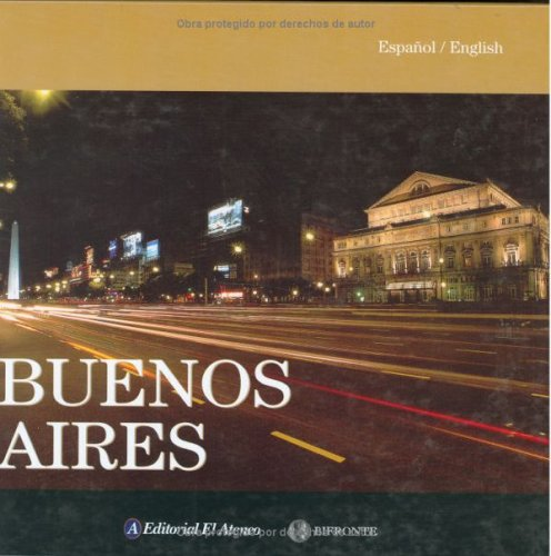 9789879471036: Buenos Aires (English and Spanish Edition)