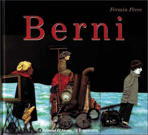 9789879471050: Berni (Tesoros de La Pintura Argentina) (Spanish Edition)