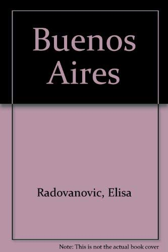 9789879473153: Buenos Aires (Spanish Edition)