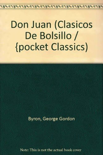9789879481486: Don Juan (Clasicos De Bolsillo / {pocket Classics) (Spanish Edition)