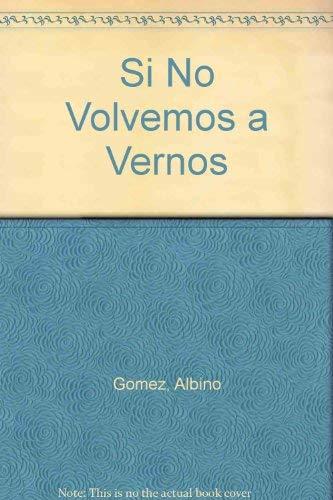 9789879582312: Si No Volvemos a Vernos (Spanish Edition)