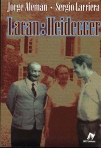 9789879583722: Lacan Heidegger (Spanish Edition)