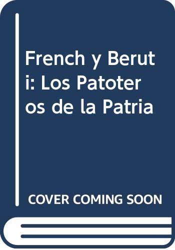 FRENCH Y BERUTI. Los patoteros de la: Martelli, Juan Carlos