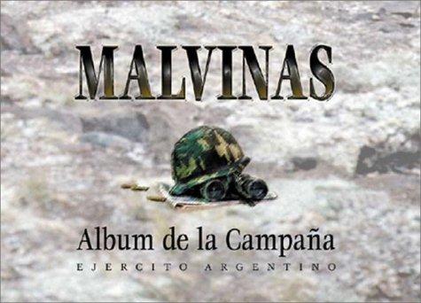 9789879786109: Malvinas: Album de la campaña, Ejército Argentino