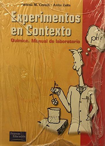 9789879789216: Experimentos En Contexto (Spanish Edition)