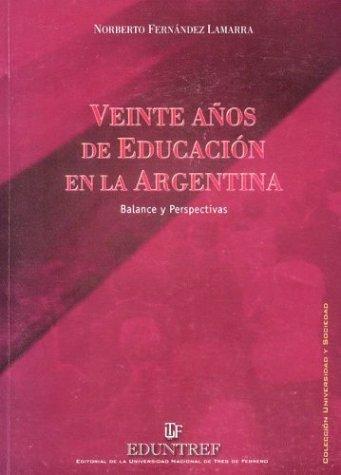 Veinte años de educación en la Argentina: Fernández Lamarra, Norberto