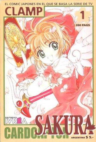9789879882016: Cardcaptor Sakura 1