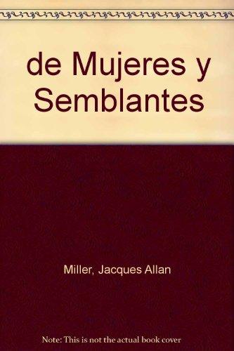 9789879953709: de Mujeres y Semblantes (Spanish Edition)