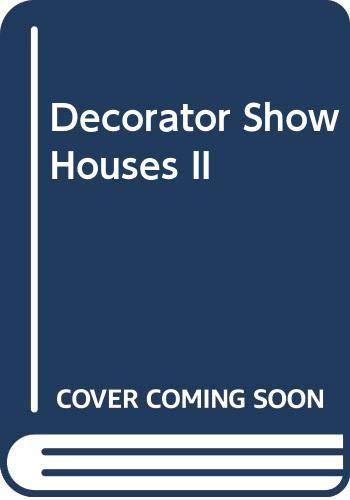 9789879983614: Decorator Show Houses II (Spanish Edition)