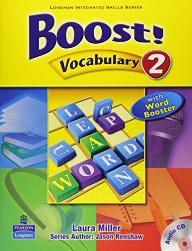 BOOST VOCABULARY STUDENT BOOK 2: PRENTICE HALL