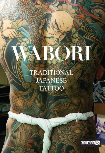 9789881250742: Wabori, Traditional Japanese Tattoo: Classic Japanese tattoos from the masters.