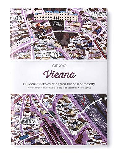 9789881320353: Citix60: Vienna: 60 Creatives Show You the Best of the City