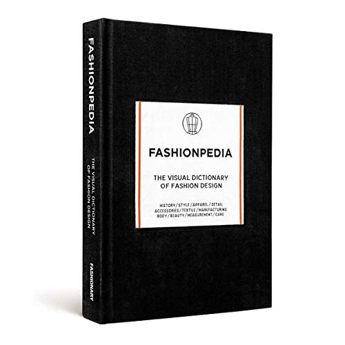 9789881354761: Fashionpedia: The Visual Dictionary of Fashion Design