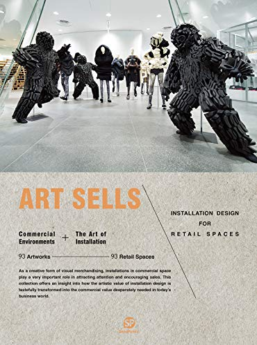 Art Sells (Hardcover): Sendpoints