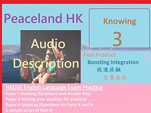 9789881428547 Peaceland HK Knowing Issue 3 Audio
