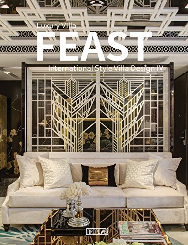 9789881468703: Interior Design Feast: International Style Villa Design