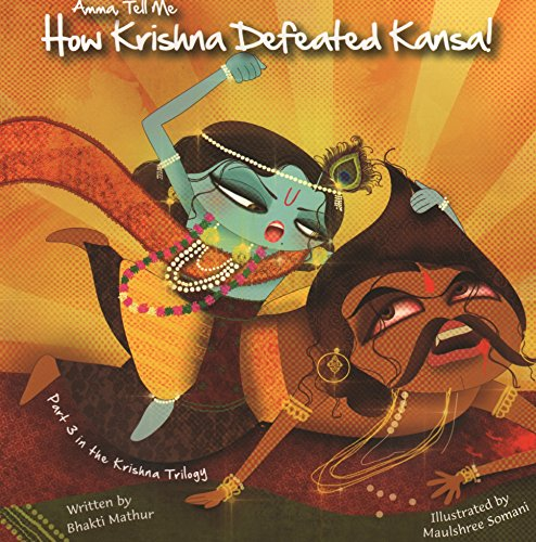 9789881502872: Amma Tell Me How Krishna Defeated Kansa!