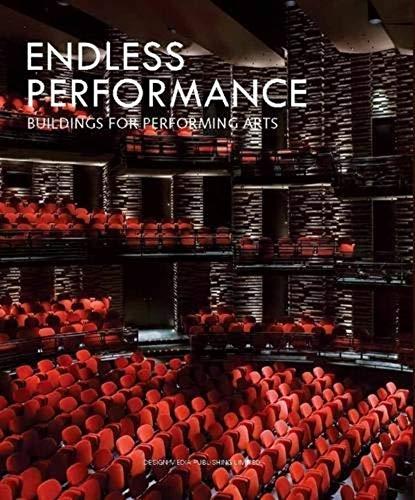 Endless Performance: Building for Performing Arts: Cong Zhao, Qian Yin