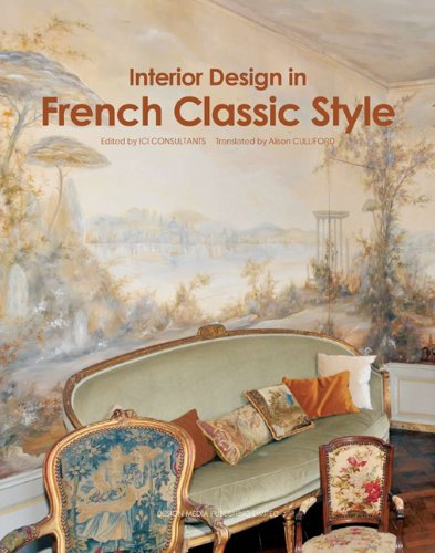Interior Design in French Classic Style (Hardback)