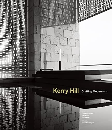 9789881512598: Kerry Hill: Crafting Modernism
