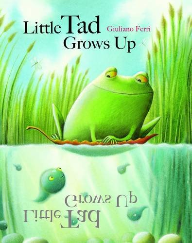 9789881595478: The Litte Tad Grows Up (Mini-Edition)