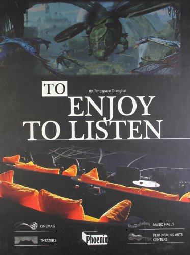 9789881652874: To Enjoy to Listen