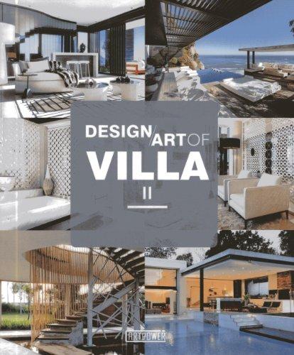 Design Art of Villa II: II (Hardback): Ding XiaoJuan