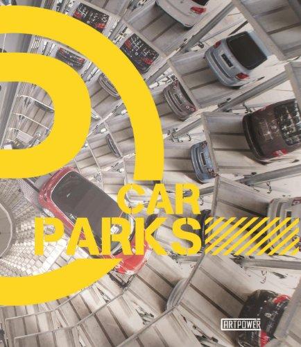 Car Parks (Hardback): Song Jia