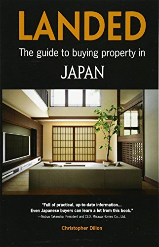 9789881714732: Landed: The Guide to Buying Property in Japan