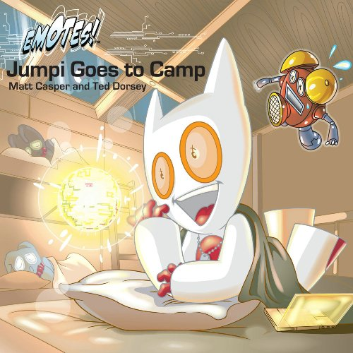 9789881734235: Jumpi Goes To Camp: An Emotes Book About Being Afraid (Emotes!)