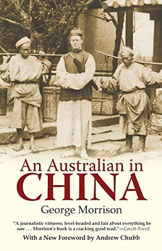 9789881762184: An Australian in China