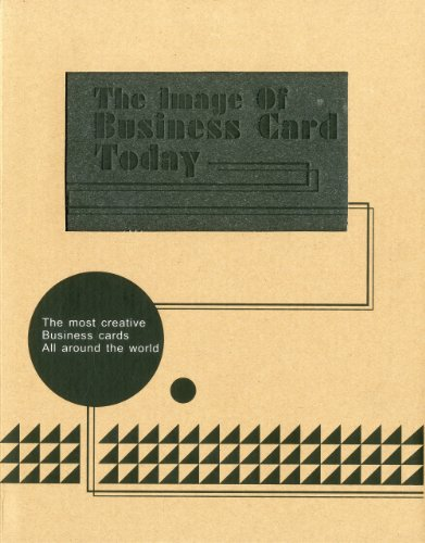 The Image of Business Cards Today (Hardback): Jam Mar