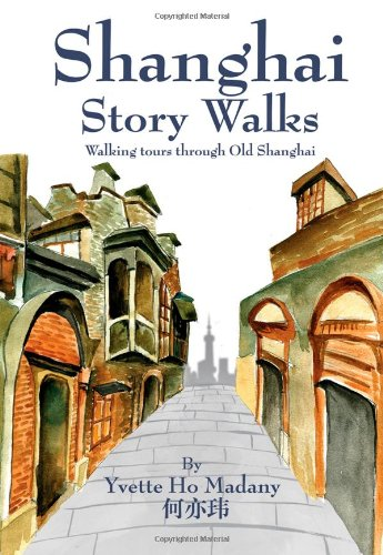 9789881815453: Shanghai Story Walks