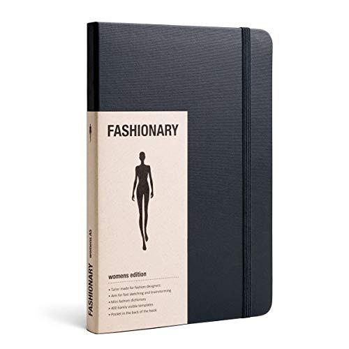 9789881831019: Fashionary Womens A5