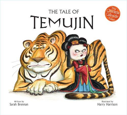 9789881888297: The Tale of Temujin
