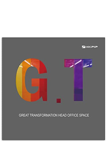 Great Transformation-head Office Space (Paperback): Lin Gengli