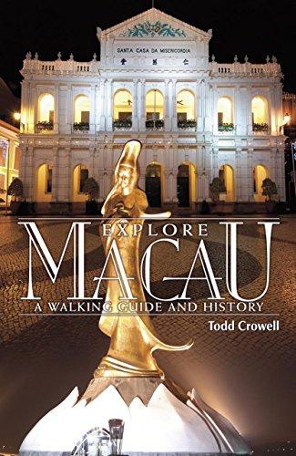 9789881900227: Explore Macau: A Walking Guide and History