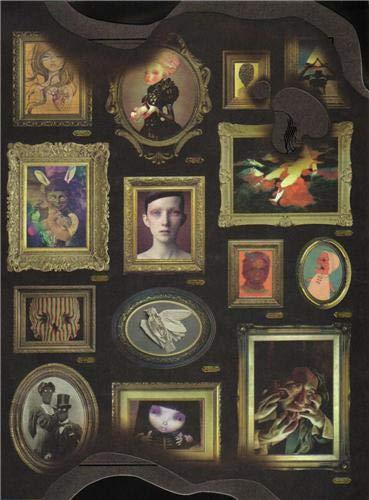 9789881943811: Dark Inspiration: Grotesque Illustrations, Art & Design
