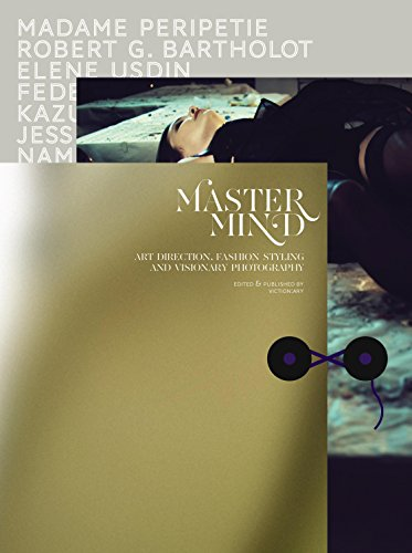 9789881943866: Mastermind Art Directors in Fashion Styling /Anglais