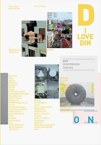9789881943897: I Love Type 04: Din